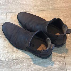 Clarks Waterproof Collection men's Chelsea boots
